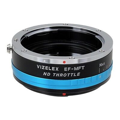 FotodioX Vizelex ND Throttle Lens Adapter Canon EOS (EF / EF-S) to MFT M4/3
