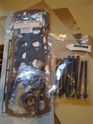 Ford Escort 1.6 8v CVH RS turbo head gasket set MFI + bolts