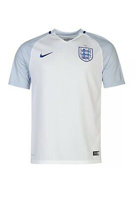 England Euro 2016 Shirts Available Home And Away Small, Medium, And Xtra Large