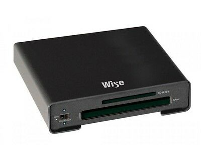 Wise CFast/SD UHSII Combo Card Reader