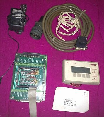 Jnl Industries Btr Behind The Tape Reader Unit W/ Cables