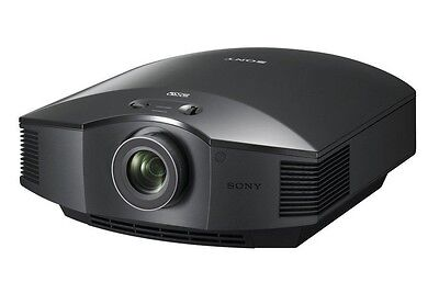 Sony VPL-HW50ES Full HD 1080p 3D SXRD Home Theater Video Projector