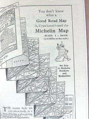 Original 1920 Book Ww 1 Battle Of Ypres , Memory Of Employees Michelin Tire Comp