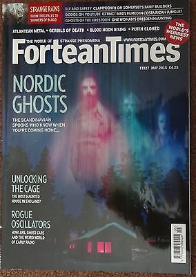 Fortean Times # 327. Mint Condition. 2015