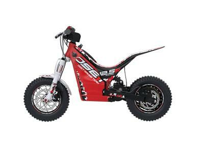 BRAND NEW 2017 Oset 12.5 Racing Electric Kids Trials Bike. In Stock