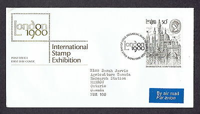 Great Britain - 1980 - London International Stamp Show, Scott# 909