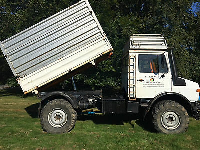 U1250AG well equipped ex German council Unimog