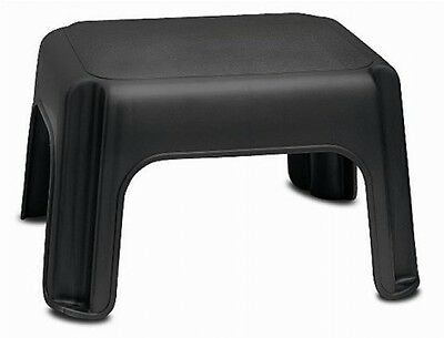 Quality Addis Step Stool, Black New Free Ship *
