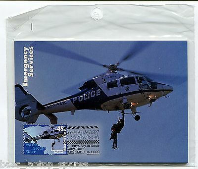1997 Maxi Cards - Emergency Services