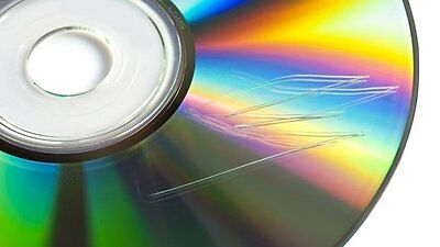 DVD / CD Xbox Wii Scratched Disc Repair Service - 2 X DEEP SCRATCH