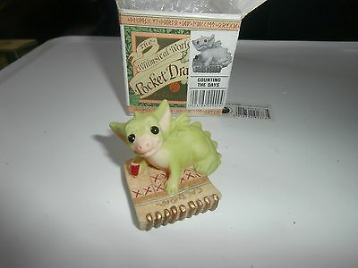 Pocket Dragons  Collectible World  Counting The Days  Boxed