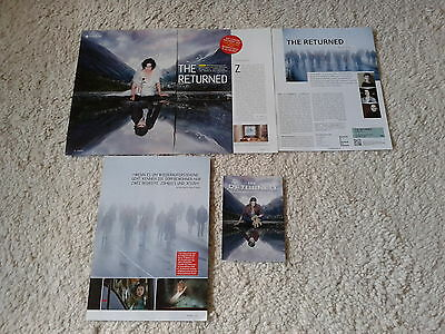 Sammlung Berichte /Clippings  Horror  Serie  The Returned   Anne Consigny