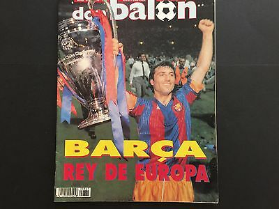 1992 European Cup Final. Sampdoria,0 - FC Barcelona,1. spanish maga interesan