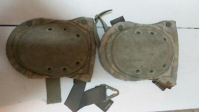 Authentic Military Knee Pads- Paintball, Air soft or Hunting. FREE SHIPPING