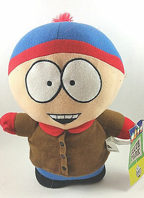 "South Park Cartoon Network Tv Show 8"" Stan Marsh Stuffed Plush Doll"