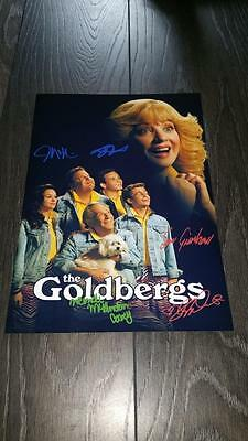 """The Goldbergs Pp Signed 12""""x8"""" A4 Photo Poster Wendi Mclendon-Covey"""