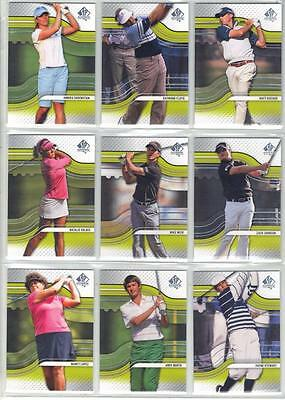 Payne Stewart 2012 Ud Sp Authentic Golf Base #25