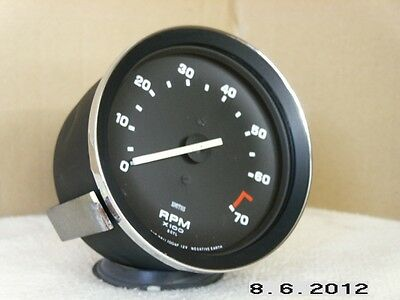 Smiths Triumph Stag   Tachometer/rev Counter  Rvc 2811/00Af  8 Cylinder