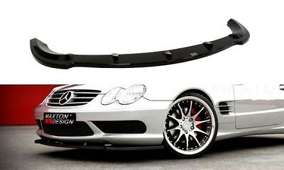 Cup Spoilerlippe Front Diffusor Carbon Mercedes SL R230 AMG