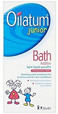 Quality Oilatum Junior Bath Additive, 150 Ml New Free Ship *