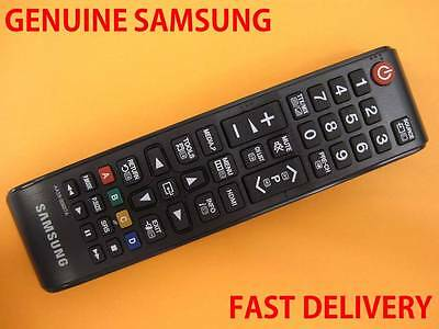 Genuine Samsung TV Remote Control for Model PS42A410C1D   by Express