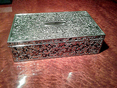 Sterling Silver Jewelry Box - Spaniard Toledo