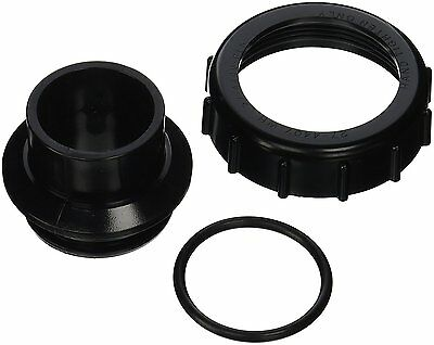 Pentair 270004 Black Bulkhead Union Set Replacement Clean and Clear Plus Pool