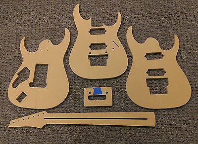 Ibanez K7-Style Guitar template
