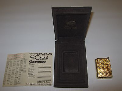 Vintage Colibri of London Molectric Lighter