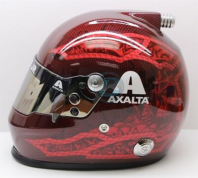 Dale Earnhardt Jr #88 2017 Axalta Full Size Helmet New In Stock Free Shipping