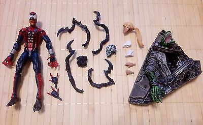Marvel Legends Spider Man Carnage Venom Sharon Carter Parts Teile for customs