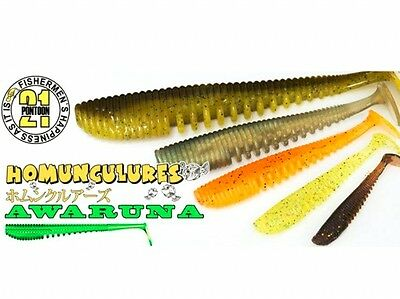 Pontoon21 AWARUNA Soft Baits (Perch, Pike, Zander, Chub)