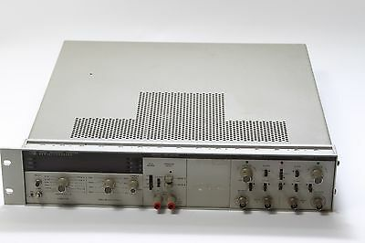 Hewlett Packard HP Agilent 5328A Universal Counter w/ Power Cord!
