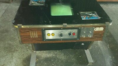 1982 Table Top Arcade Machine