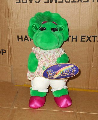 Baby Bop from Barney's Great Adventure plush doll  soft toy