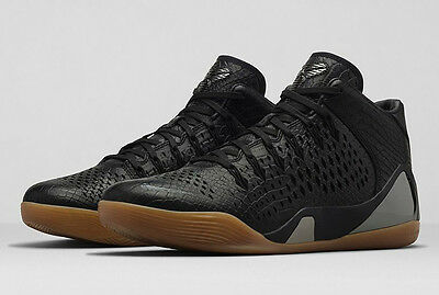 uk availability 45702 0041e Nike Kobe IX Mid EXT QS Snakeskin Size 7.5 mens 8.5 women 704286-001