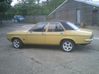 Vauxhall victor  FE 1973 saloon ,classic car  px poss