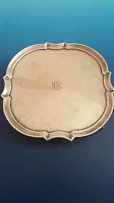 Sterling Silver Trivet by Tiffany & Co. London, England (#1324)