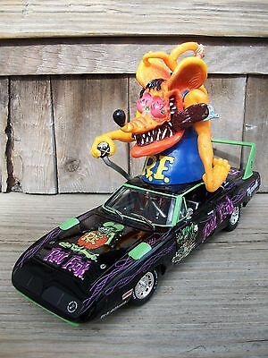 Matco Tools Ed Roth Rat Fink 1970 70 Plymouth Superbird Mopar Muscle Machine LE