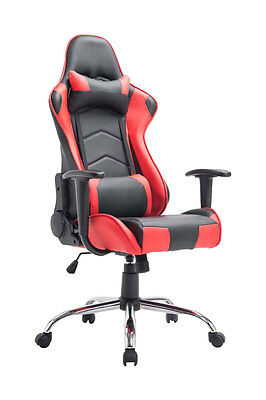 SILLA GAMING DXRACER FORMULA color rojo