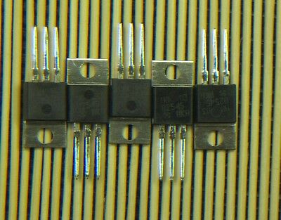 (10 PCS) MBR2545CT MOTOROLA 30 Amp 45V Diode Schottky Rectifier TO-220  *NOS*