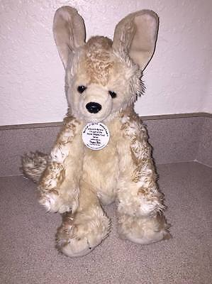 Build A Bear Fennec Fox~~2011 Wwf Series~~