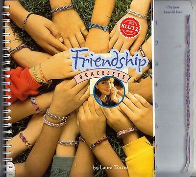 Friendship Bracelets - Designs By Laura Torres - Book Only, No Supplies