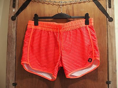 "Hurley Supersuede Women's 5"" Beach Rider Board Short Large - Worn once"