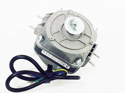 6 Door Upright - Square Fan Motor 10W 1300 ~ 1500Rpm 0.2A 240V