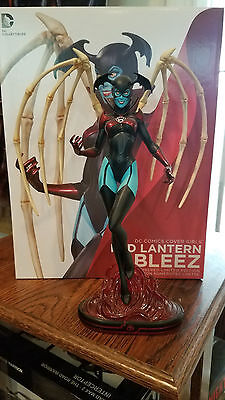 Cover Girls Of The DC Universe Red Lantern Bleez Statue