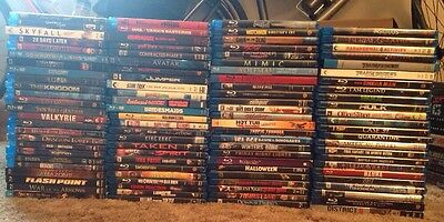 $4 Blu Rays Horror Comedy Action Thriller You Pick Blu Ray Bluray Lot