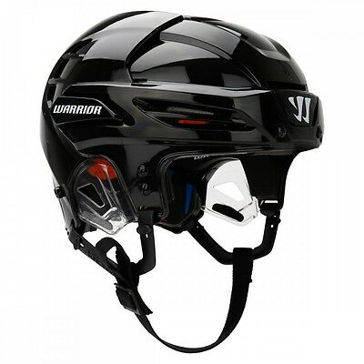 Warrior Krown PX3 Hockey Helmet / Small Black **NEW**