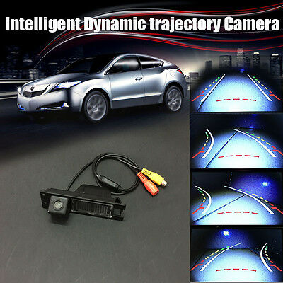 Car Intelligent Parking Tracks Rear Camera For Alfa Romeo 156 / 159 / 166 / 147