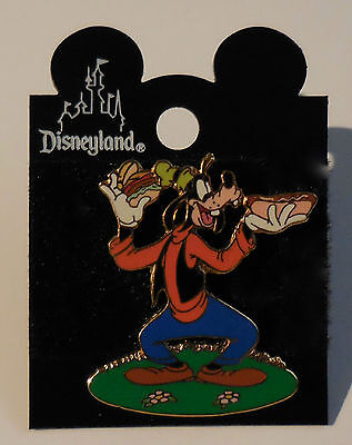 Disney Pin DLR BBQ Series Goofy Pin